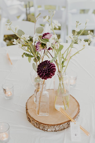 STYLED Earthy Centrepiece Package