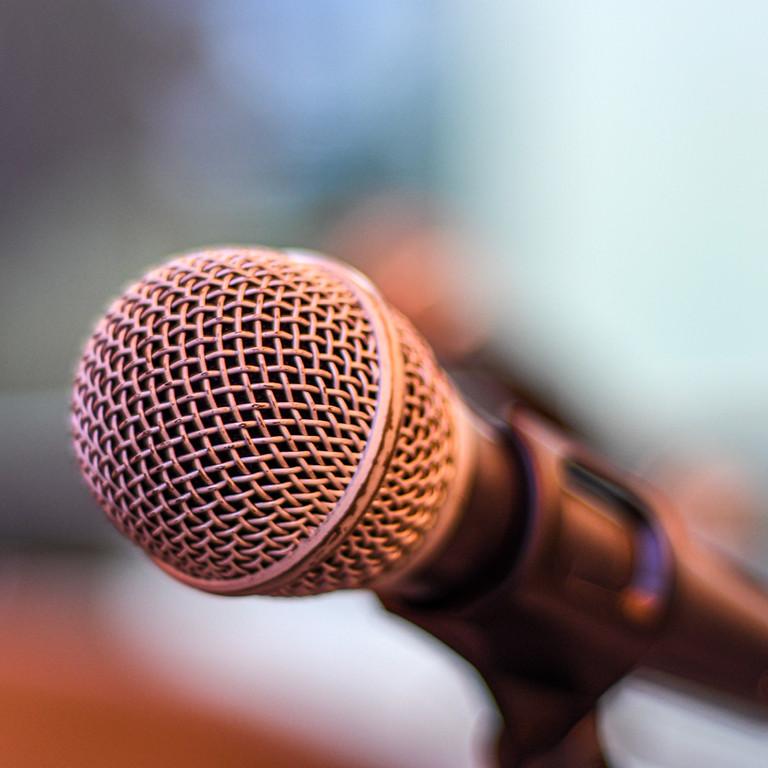 PRESENT! Master Public Speaking One Day Seminar