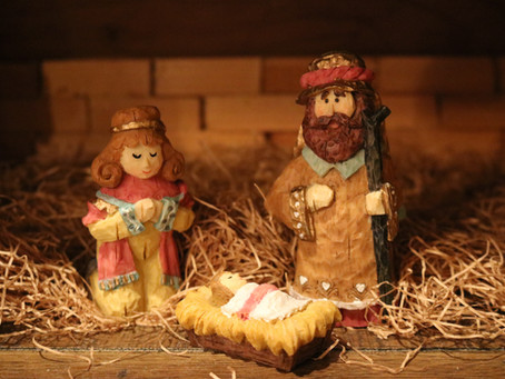 Christmas Eve/Day Family Service:  Christ is Born!