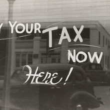 Relax About Tax