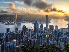 Hong Kong's unique position could allow them to be a leader in Covid-19 global order