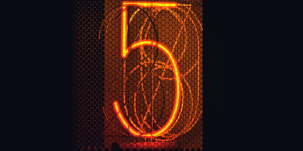 Big 5 for Life | New Work Stammtisch 20