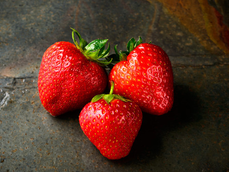 Protect Against Aging in the Brain - Strawberry
