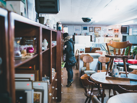 Best Antique Shops in Asheville—A Local's Perspective
