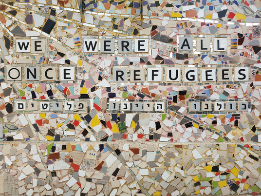 Refugee Support: Holding the Door Open for those coming after us.