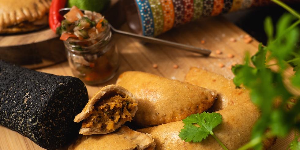Peruvian Pop-up with Chef Santiago Vargas & Chef Samantha Lehrer