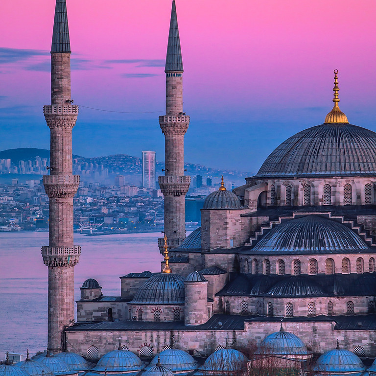 See You In Turkey Spring 2022