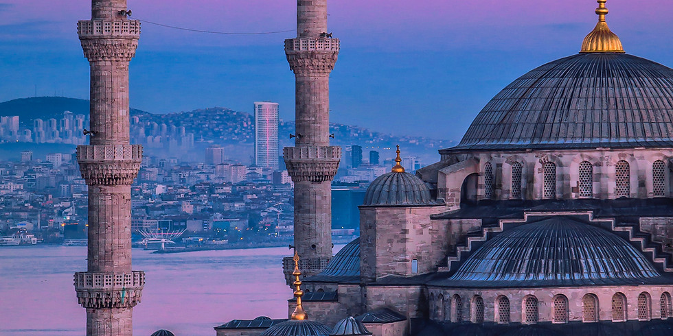 Travelogue to Istanbul with Tony Conte