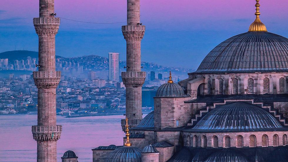 Historic Turkey 10 Day
