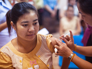 The quest for soft power: competitive vaccine diplomacy in Southeast Asia