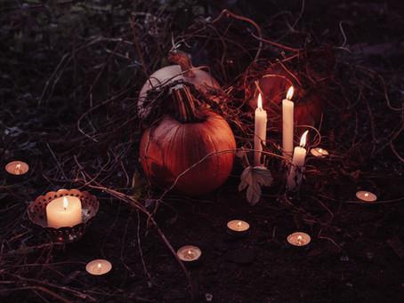 Ahnenheilung zum keltischen Fest Samhain