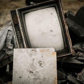 Television Bones by Quinn Crook