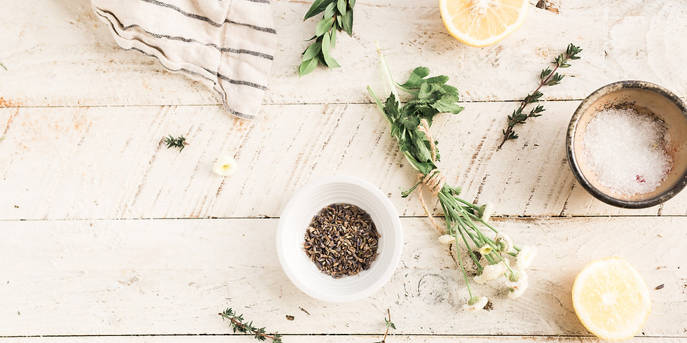 Spring Cleanse & Herb Identification Walk