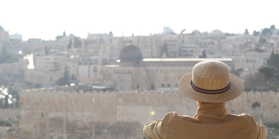 Journey with Jesus to Jerusalem