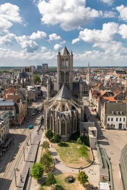 Stad spel Gent