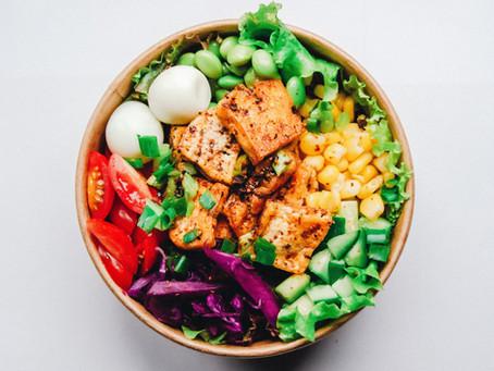 The Beauty of a Big A@$ Salad