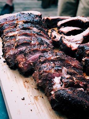Men's BBQ Cook Off