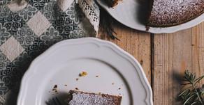 The 3-ingredient walnut flourless cake