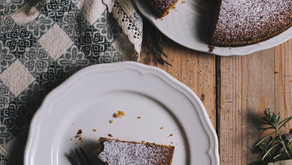 The 3-ingredient walnut flourless cake