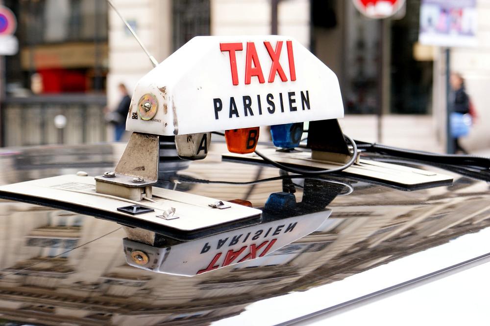 taxi à paris conseil