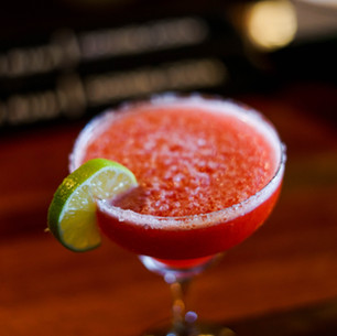 CBD Strawberry Margarita