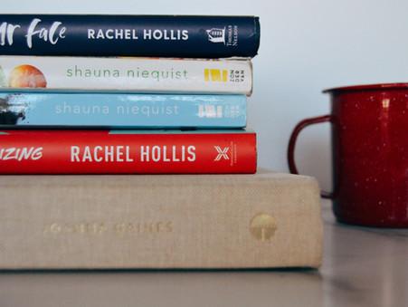 YOUR COVID-19 READING LIST: RACHEL HOLLIS EVERYTHING