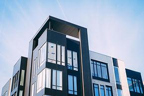 High-rise apartments