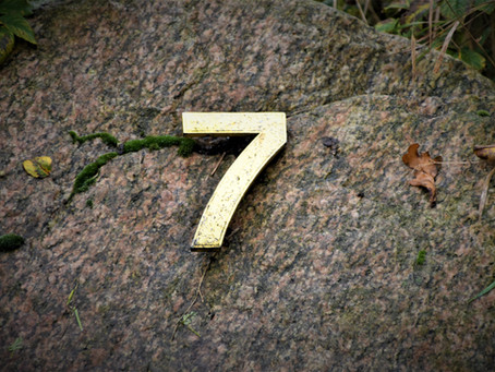 12 Days of Christmas Devotions: Day Seven