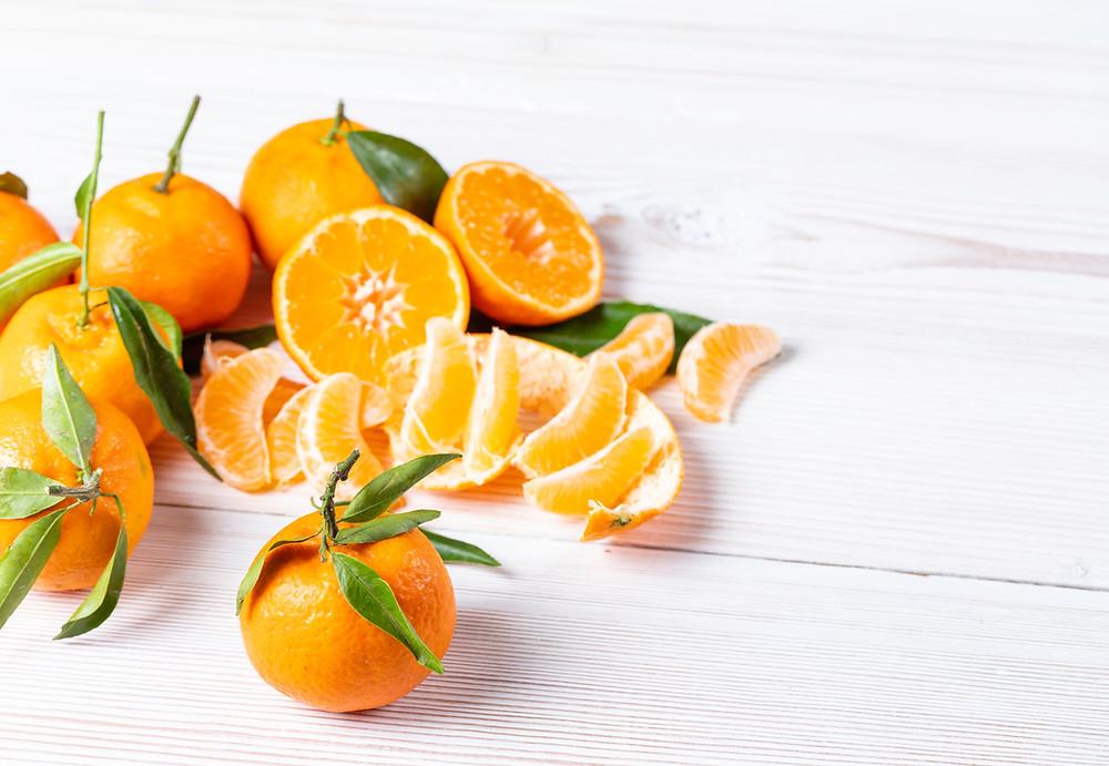 vitamin c immune system oranges citrus