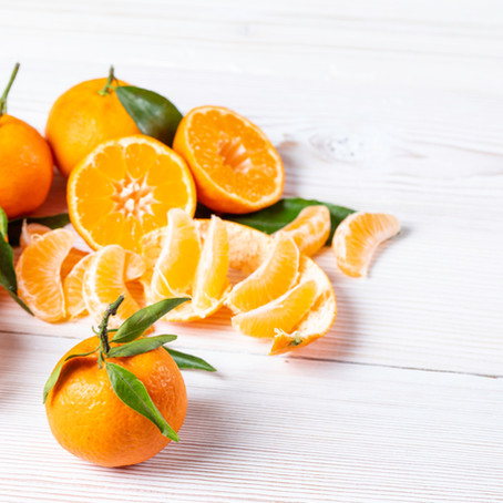 Build Your Immune System with Vitamin C!