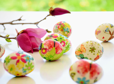 Easter and new beginnings