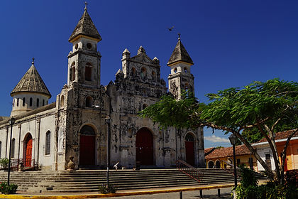 This adventure tour of the Central American republic of Nicaragua shows you all the different facets of this undiscovered country.  Step back in time as you start your tour in the capital Managua and nearby  Tiscapa Crater Lake and the excavated ruins of Leon Viejo, the Pompeii of Nicaragua.  Next is Leon itself, with its graceful Spanish colonial architecture, from where you can take a hike on  one of the most active volcanoes in Nicaragua, Cerro Negro. We visit the boiling mud holes of San Jacinto before travelling to the  mountainous north of the country where we will stay with a local family to learn about daily life in Nicaragua. A cloudforest hike in Selva Negra has us discover the rich flora and fauna, after which we travel to the beautiful town of Granada, with its centre dominated by colourful Spanish-colonial architecture.  A boat tour on Lake Cocibolca (Lake Nicaragua) is a great way to soak up the views of volcanoes and islands. After a drive up Masaya Volcano we'' continue to  Ometepe island with its stunning volcanoes.  It is a great place for walking, soaking up the views, or learning more about local life. The beaches, charm and unique culture of  San Juan del Sur on the Pacific are next.  Try your hand at surfing,  or, from August to January, witness the arrival of large numbers of Olive Ridley turtles.