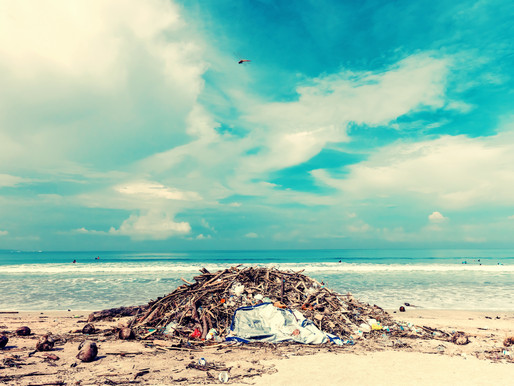 """The Great Pacific Garbage Patch"" by Pastor A.J. Houseman"