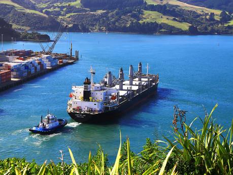 Ile kosztuje transport morski z Chin. Porównanie cen w październiku
