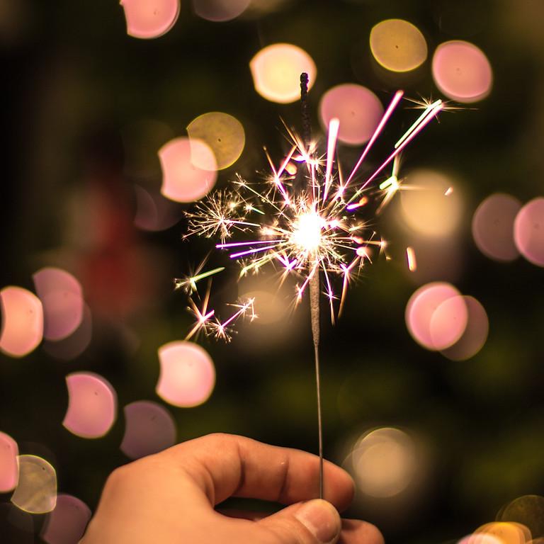 6 Spots Ring it in! New Year's Retreat