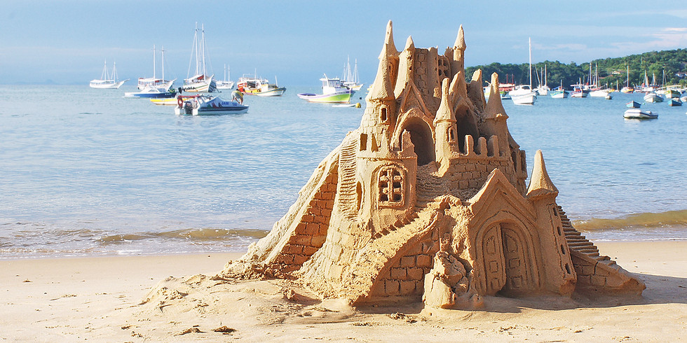 4th of July Sandcastle Contest