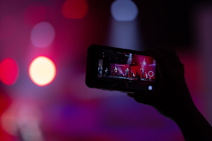 video recording on a mobile device