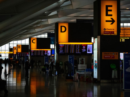 Passenger testing on arrival is twice as effective as 14-day quarantine according to new modelling