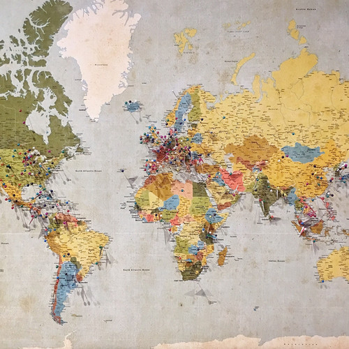 END PAPER MAP