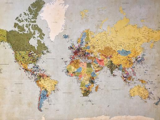 Rakımlarıyla Kahve Haritası