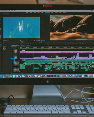 Video Editing with using Adobe Premiere Pro