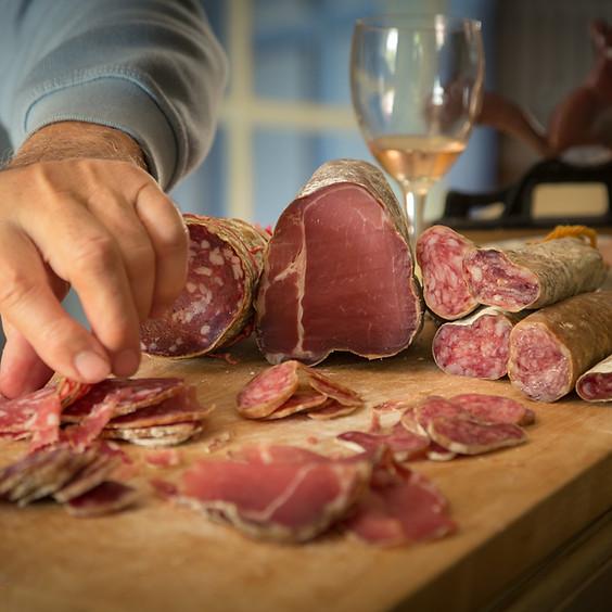 La Bella Vita: Italian Wine & Cooking Class