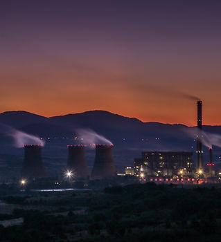 Powerplant pollution