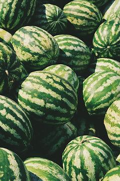 Watermelon, raw
