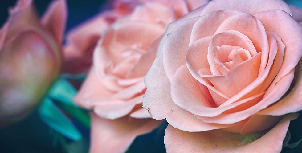 Pastel Mix Rose Bouquet