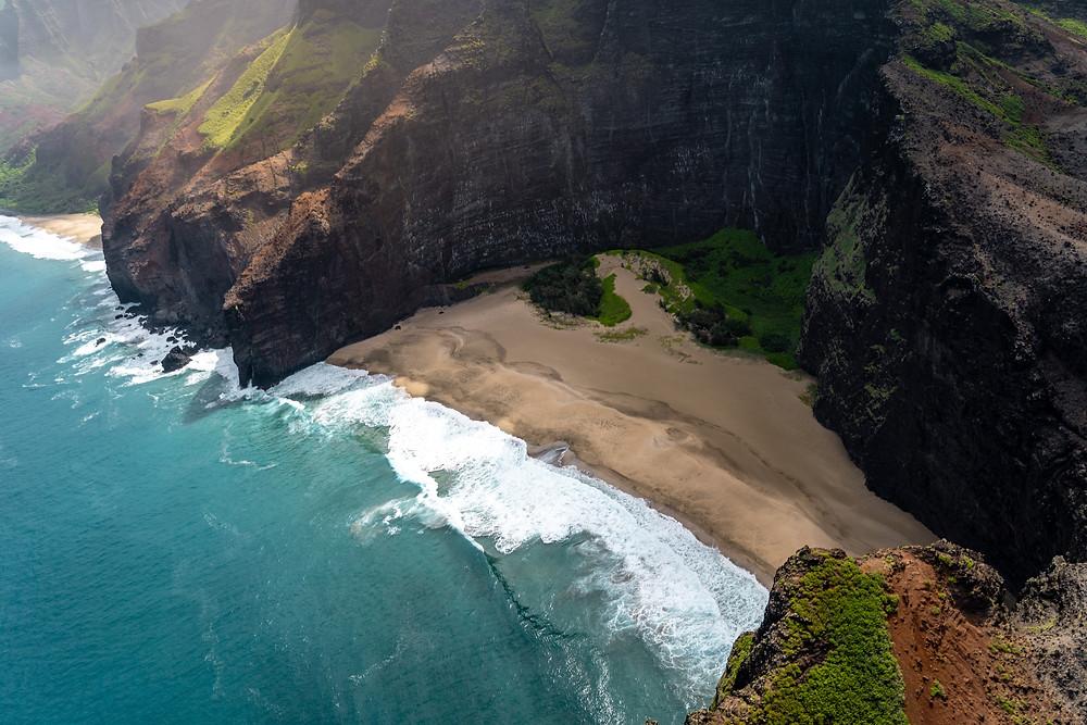 Kauai Island In Hawai, The united states (USA)