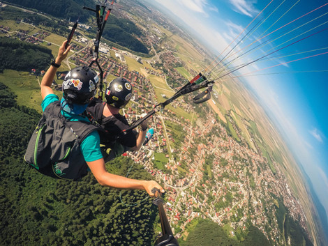 15 Best Places to Try Adventure Sports in India