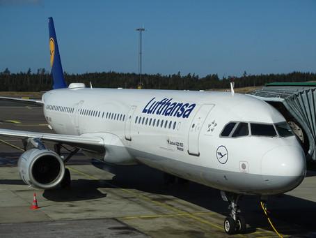 Aerolíneas piden programa de pruebas para detectar coronavirus entre vuelos transatlánticos.