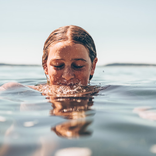 The Big Chill: The Benefits of Cold Water Swimming