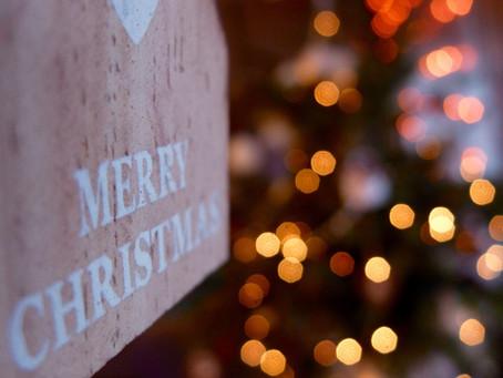 December Events at CCDN